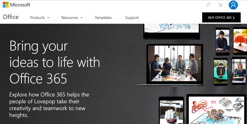 Microsoft Office Homepage - Software Digital Businesses