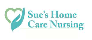 ShiftCare Customer - Sue's Home Care Nursing Logo